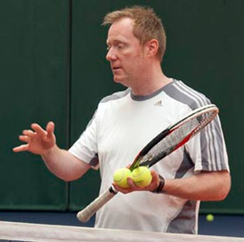 Adrian Nicklin - tennis psychology